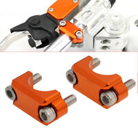 Clutch Brake Cylinder Bar Clamp Cover For KTM EXC EXCF 250-530 SX SX-F SXS-F 85