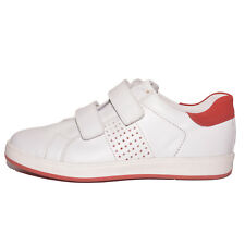 Richter Boys 68327310401 White Leather FitMi Trainers UK 10 EU 28 RRP £49.00
