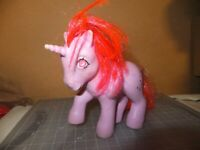Vintage Hasbro My Little Pony G1 Galaxy Twinkle Pink Unicorn Gem Jewel Eyes 1985