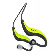Ngs auricular Bluetooth Artica Runner amarillo