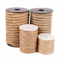 Sisal Rope Scratching Post Replacement Kitten Cat Toy Climbing Protector String