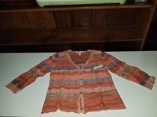 Madison Hill New York women's sweater size Small Petite multicolor