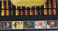 GB Presentation Pack 282 1997 Christmas Crackers STAMP SET 10% OFF ANY 5+ BIN's