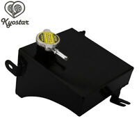 Radiator Can Coolant Overflow Tank For 89-94 Nissan 240SX Silvia 180Sx S13 S14