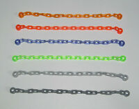 Lego ® Accessoire Chaine Anneaux Chain 16 Links Choose Color ref 60169