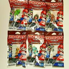 NEW Monopoly Gamer MarioKart Power Pack Board Game Figures - PICK A PIECE