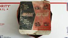 Vintage Imperial Spark Plug Tire Pump #75-3284
