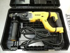 Dewalt D25263k 1 18 In Sds Plus Rotary Concretemasonry Hammer Kit New