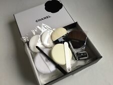 CHANEL ACCESSORIES MINI MAKE UP BRUSH SHARPENER GIFT 10 PIECE SET BRAND NEW