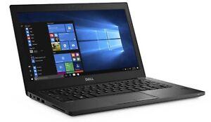 Dell Latitude 7280 Ultrabook i5-6300U - 8GB RAM - 256GB SSD - Touch Screen - LTE