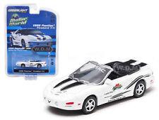 1999 PONTIAC FIREBIRD TRANS AM DAYTONA 500 PACE CAR 1/64 BY GREENLIGHT 96086