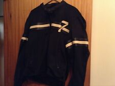 Frank Thomas Mesh Cafe Racer Jacket Size XL