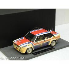 FIAT 131 ABARTH  NO.9  WINNER SAN REMO 1977 TOP MARQUES MODEL 1/18 #TOP43AD