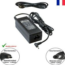 Chargeur Adaptateur 19V 2.37A 45W (4,0*1,35mm) Pour Asus AD883020 Type 010H-3LF