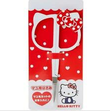 Cute Hello Kitty Bow Stainless Steel Makeup Beauty Cosmetic Eyebrow Scissors