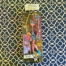 Monster High Gigi Grant Geek Shriek Doll *BRAND NEW NRFB*