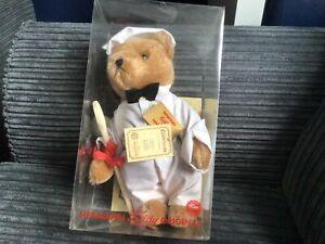 Teddy Hermann Original Chef Bear.