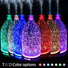 7 Color LED Essential Oil Diffuser Ultrasonic Air Mist Humidifier Purifier Gift