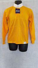 """Ragazzi Halbro Reversibile Lungo Manica Rugby Camicia Jersey Taglia 36"""" petto #W803"""