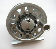 CNC Machined Aluminum Fly Fishing Reel 2/3 2+1 BB Ball Bearing wt Lines 60mm