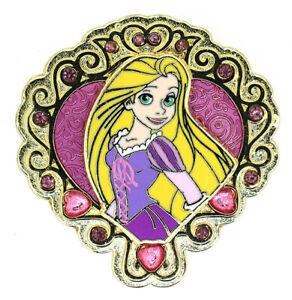 2013 Disney HKDL Princesses Rapunzel 3D Pin N2