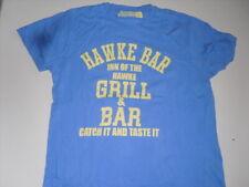T-Shirt von KENVELO Sportswear Gr.L,Männer Herren,Oberteil,Sommer,blau