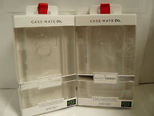 (Lot of 2) Case-Mate Naked Tough Cases for HTC 10 (SUPM46999)