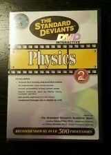 Standard Deviants: Physics, Part 2 DVD Region 1