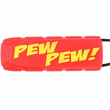 Exalt Limited Edition Bayonet - Pew Pew Red / Yellow - Paintball