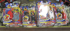 New Kung Zhu LOT 2 Collector Case, Scorpion Tank, 8 Battle Armor Azer Thorn More