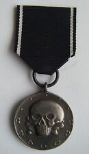 """IMPERIAL RUSSIAN WHITE ARMY MEDAL """"IRON DIVISION"""" 1919. COPY"""