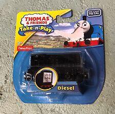 Thomas & Friends Train DIESEL Die Cast Take n Play NEW Fisher Price