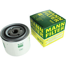 Original MANN-FILTER Ölfilter Oelfilter W 917 Oil Filter