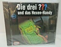 DIE DREI ??? 101-101/UND DAS HEXEN-HANDY (UK IMPORT) CD NEW
