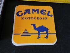 r Adesivo Sticker   CAMEL motocross   mint