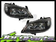 HEADLIGHTS PAIR SUIT TS ASTRA HOLDEN 98-04 SEDAN HATCH HEADLAMP HEAD LIGHT LAMP