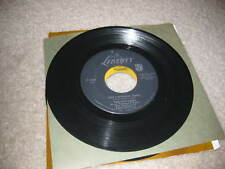 The Chipmunks; The Chipmunk Song on 45