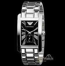 Emporio Armani Herren Uhr AR0156 Armbanduhr Klassik NEU OVP