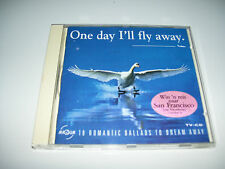 One Day I'll Fly Away * RARE KLM MAGNUM CD 1993 *