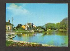 BRIARE-CANAL (45) VILLAS & PASSERELLE du RIALTO sur L'ANCIEN CANAL