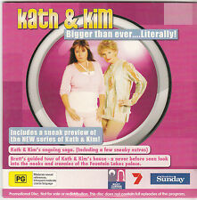 Kath and Kim-2002-TV Series Australia-Promo-DVD