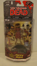 "THE GOVENOR'S ZOMBIE DAUGHTER ""PENNYBLAKE"" COMIC VER.Walking Dead Action Figure"