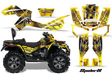 CAN-AM OUTLANDER MAX 500 650 800R GRAPHICS KIT CREATORX DECALS STICKERS SXYB