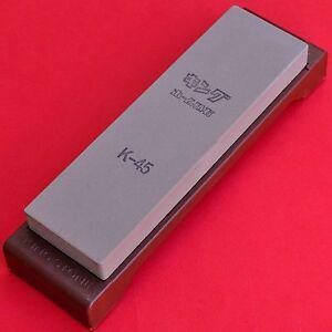 Japan waterstone stone whetstone knife sharpener sharpen #1000 KING K-45