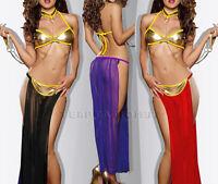 Women's Sexy 3pcs Exotic Babydoll Lingerie Set Multiple Colours Size 10-14 ❤Aus❤