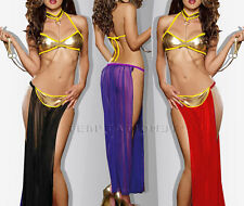 Women's Sexy 3pcs Exotic Babydoll Lingerie Set Multiple Colours Size 10-14 �Aus�