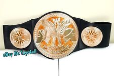WWE Mattel PENNY TAG TEAM CHAMPIONSHIP BELT Title toy - WWF WCW NWO_s51