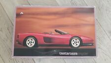 Ferrari Testarossa Spyder Fujimi - Nr. 10108 - 1:16 no 10108 - RC108 - 3800