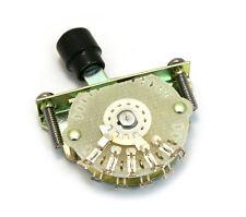 "(1) Genuine Fender 4-way Pickup Lever ""MOD"" Switch Telecaster/Tele 099-2250-000"