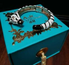 Anna Dello Russo for H&M Zebra Bangle